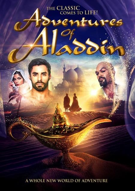 Adventures Of Aladdin 2019 1080p WEBRip x264-RARBG