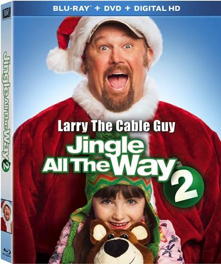Jingle All the Way 2 (2014) 1080p BluRay H264 AAC-RARBG