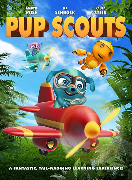 Pup Scouts (2018) WEB x264-ASSOCiATErarbg