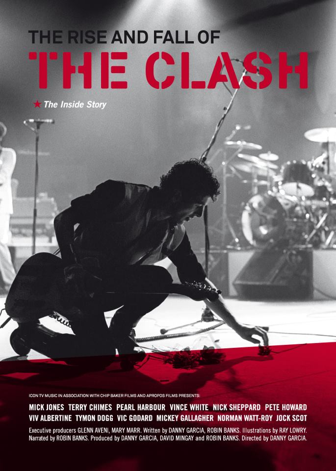 The Rise And Fall Of The Clash 2012 720p BluRay H264 AAC-RARBG