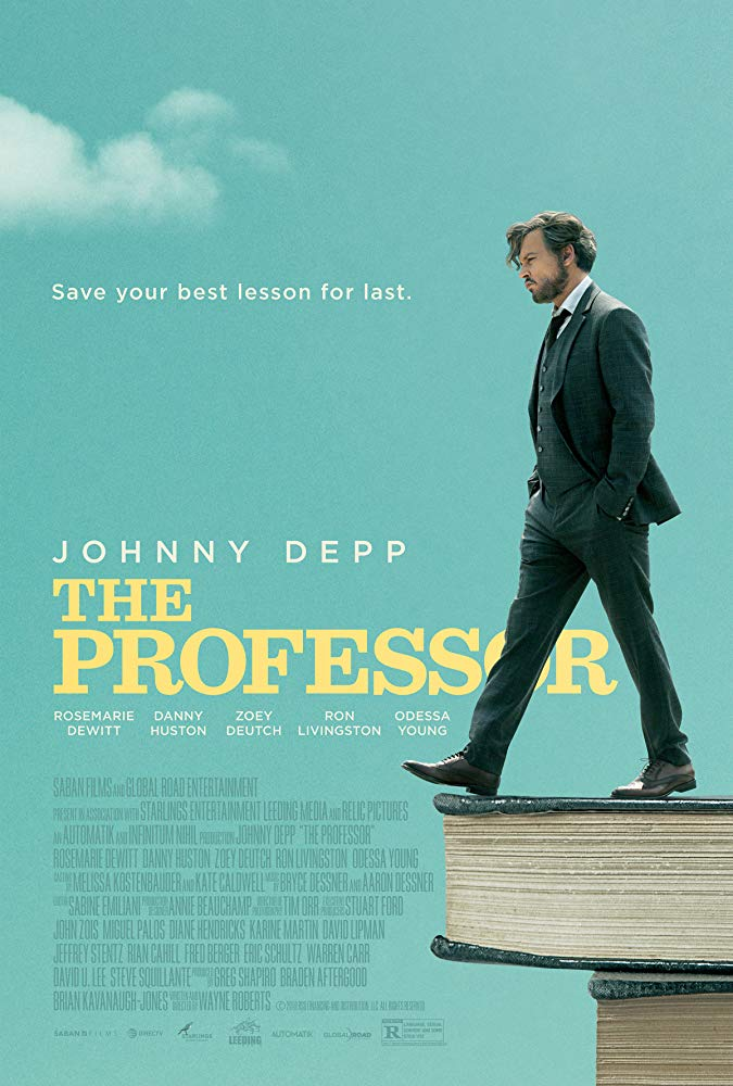 The Professor 2018 1080p WEBRip x264-RARBG