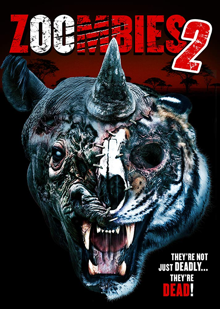 Zoombies 2 2019 HDRip AC3 x264-CMRG