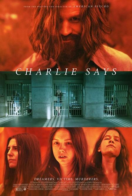 Charlie Says 2018 1080p WEBRip x264-RARBG