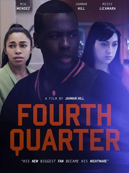 Fourth Quarter (2018) HDRip XViD-ETRG
