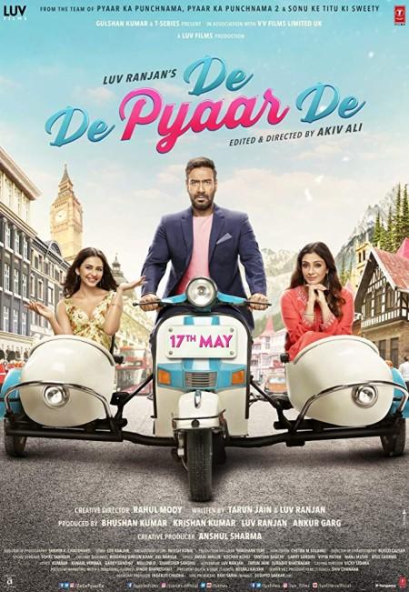 De De Pyaar De (2019) Hindi 720p PreCAMRip x264 AC3(5.1Ch) 1.4 GB-DLW