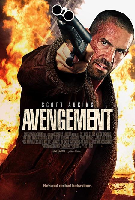 Avengement (2019) 720p WEBRip 800MB x264-GalaxyRG