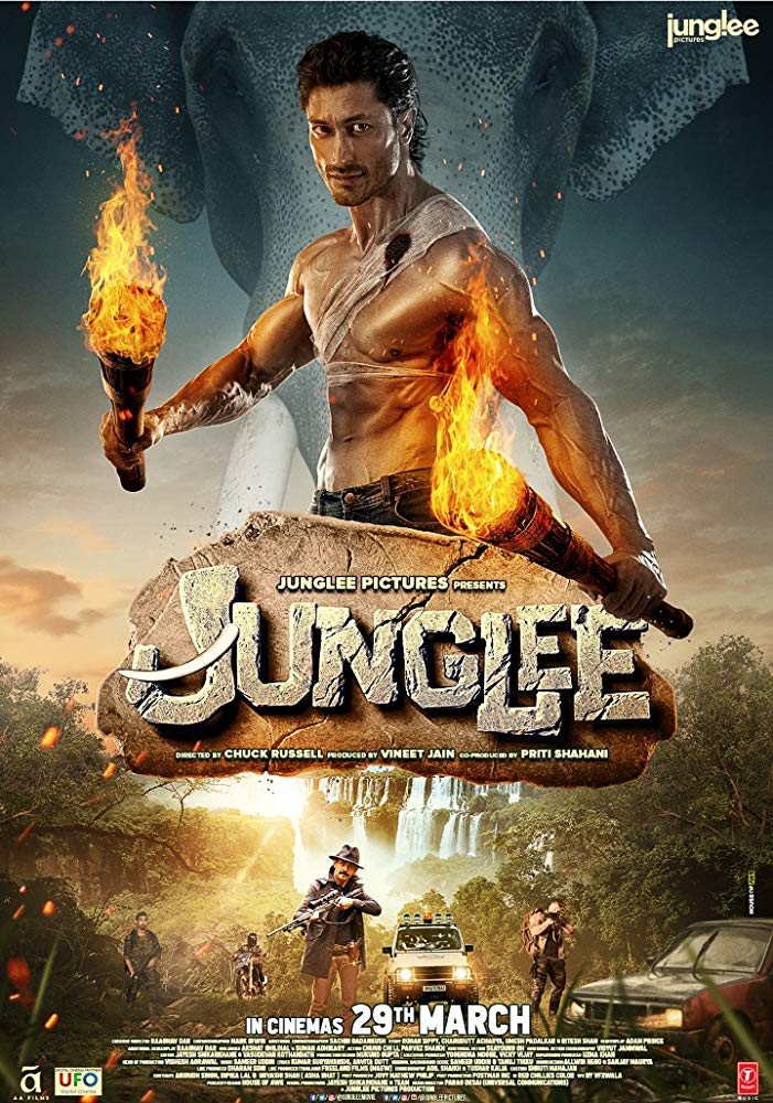Junglee 2019 Hindi 1080p HDRip x264 ESubs [1 6GB] [MP4]