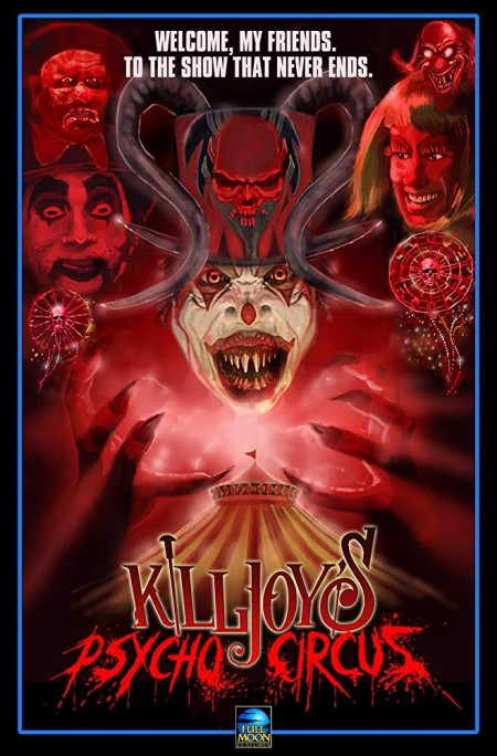 Killjoys Psycho Circus 2016 WEB x264-ASSOCiATE