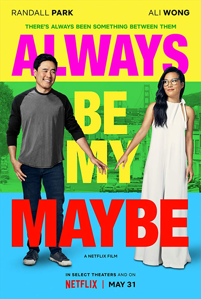 Always Be My Maybe 2019 WEBRip XviD AC3-FGT