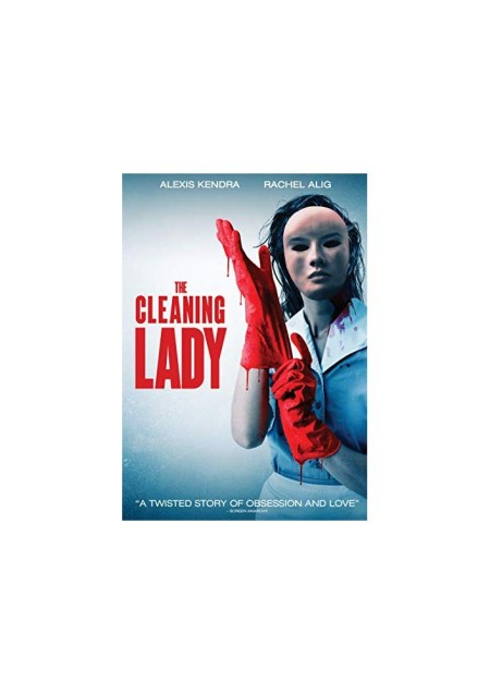 The Cleaning Lady 2019 HDRip AC3 x264-CMRG
