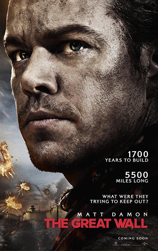 The Great Wall 2016 1080p-H264-AC 3 (DolbyDigital-5 1)