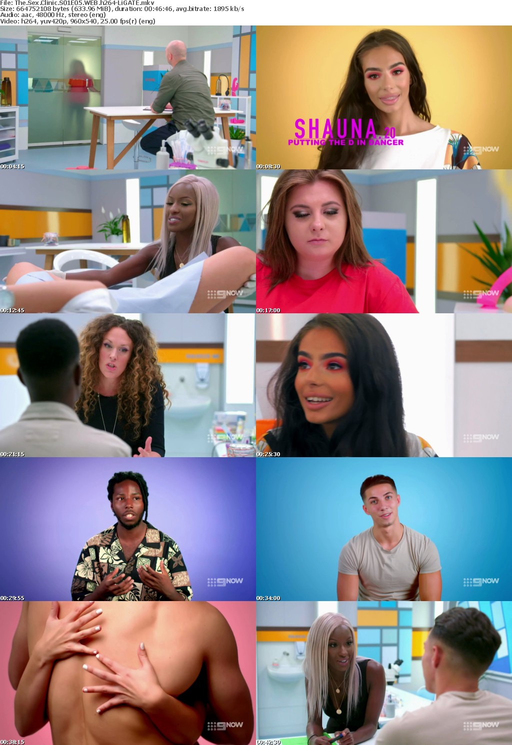 The Sex Clinic S01E05 WEB h264-LiGATE