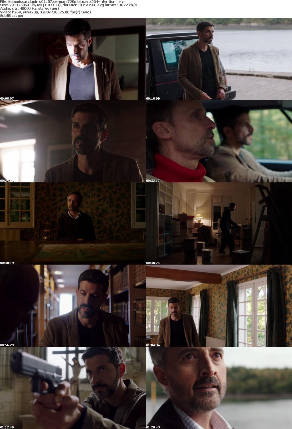 Kommissar Dupin S01E07 German 720p BluRay x264-iNTENTiON
