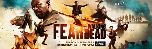 Fear The Walking Dead S05E02 720p WEB HEVC x265-RMTeam