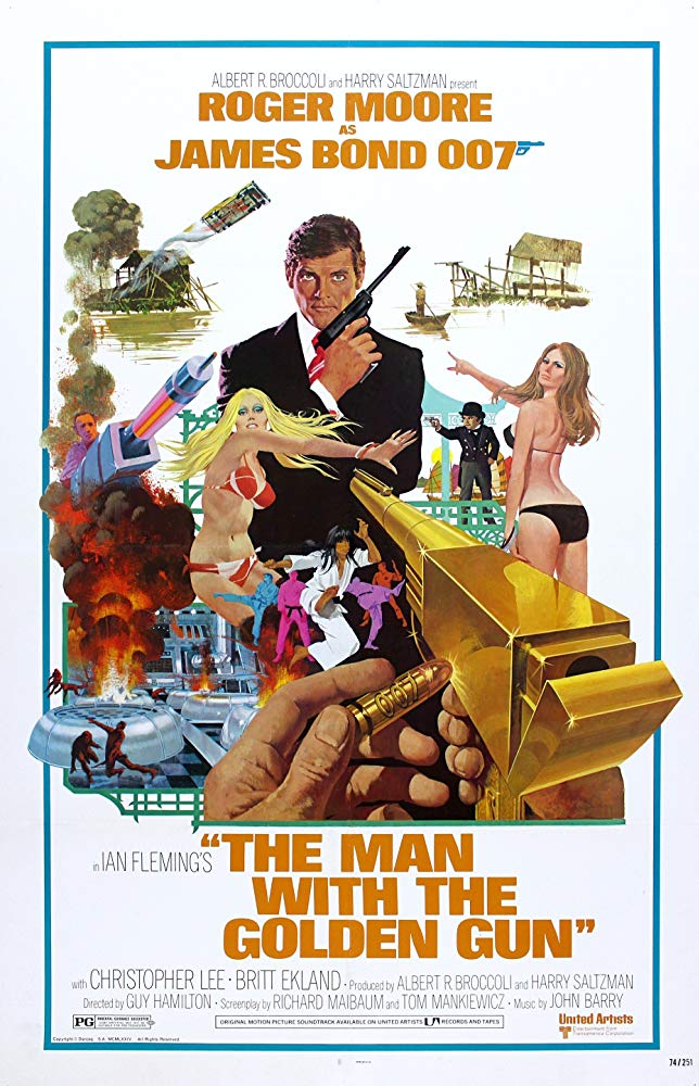 The Man With The Golden Gun 1974 BRRip XviD MP3-XVID
