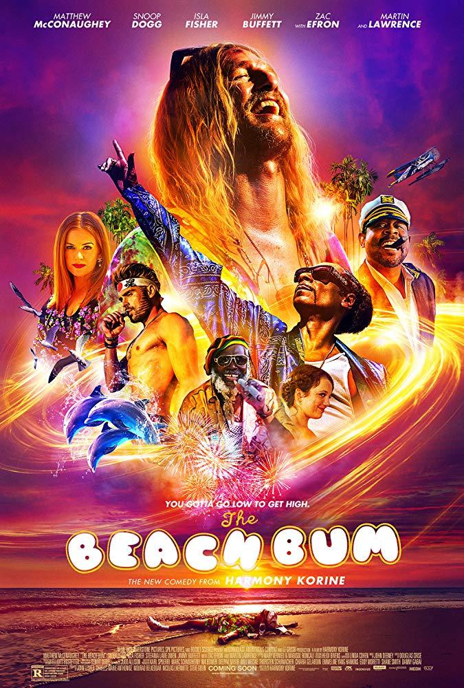 The Beach Bum 2019 720p BrRip 2CH x265 HEVC-PSA