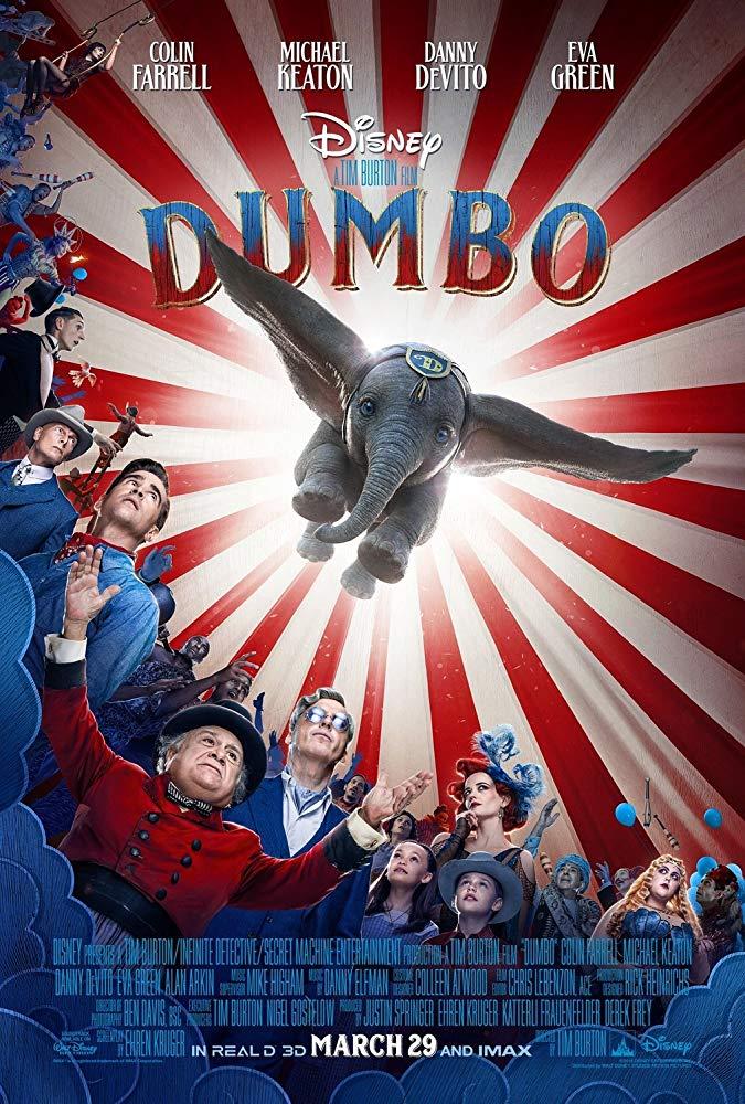 Dumbo 2019 DVDRip XviD AC3-EVO