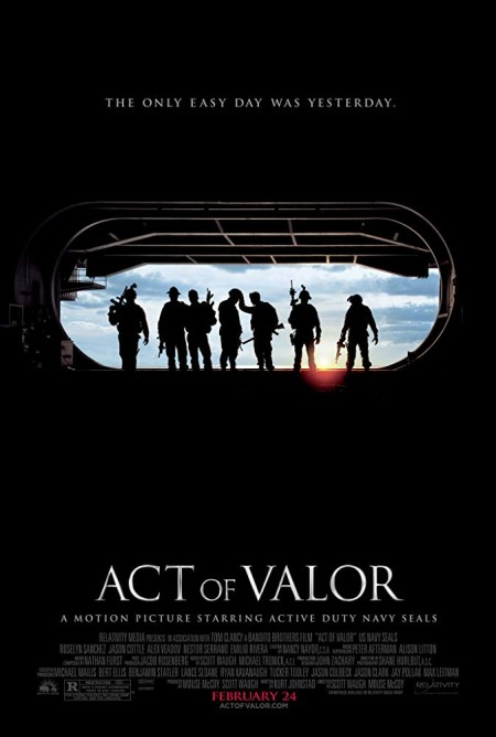 Act of Valor 2012 1080p BluRay H264 AAC-RARBG