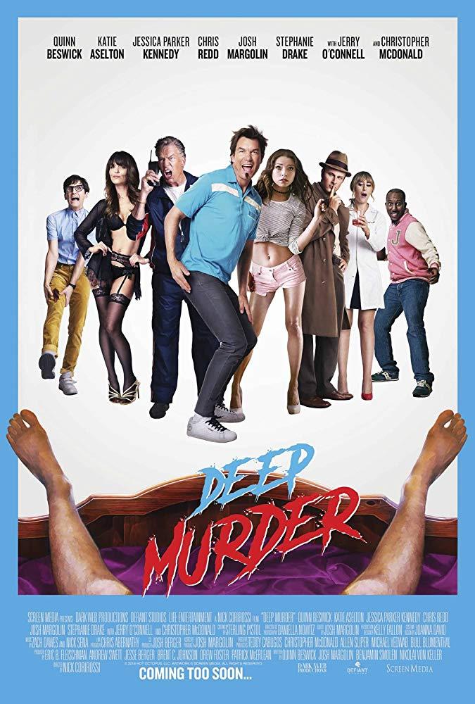 Deep Murder 2018 HDRip XviD AC3-EVO[EtMovies]