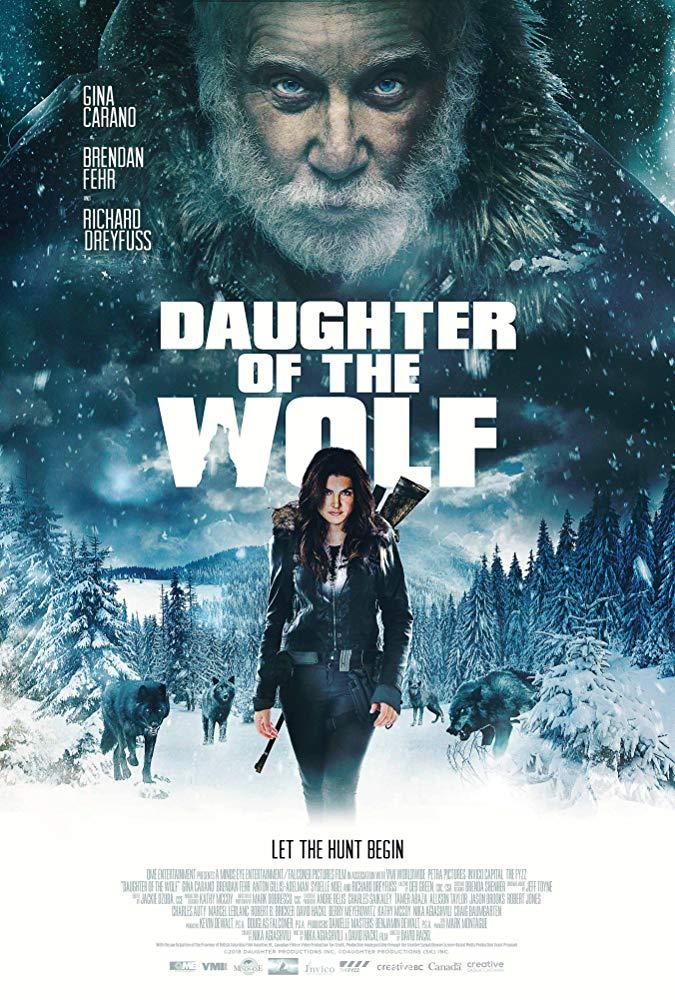 Daughter Of The Wolf 2019 HDRip AC3 x264-CMRG[TGx]