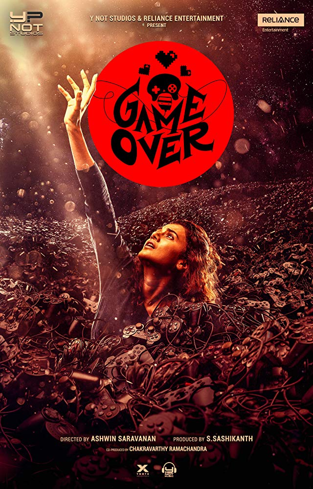 Game Over 2019 Tamil HQ 720p PreDVDRip - x264 - 1 4GB - Original Audio
