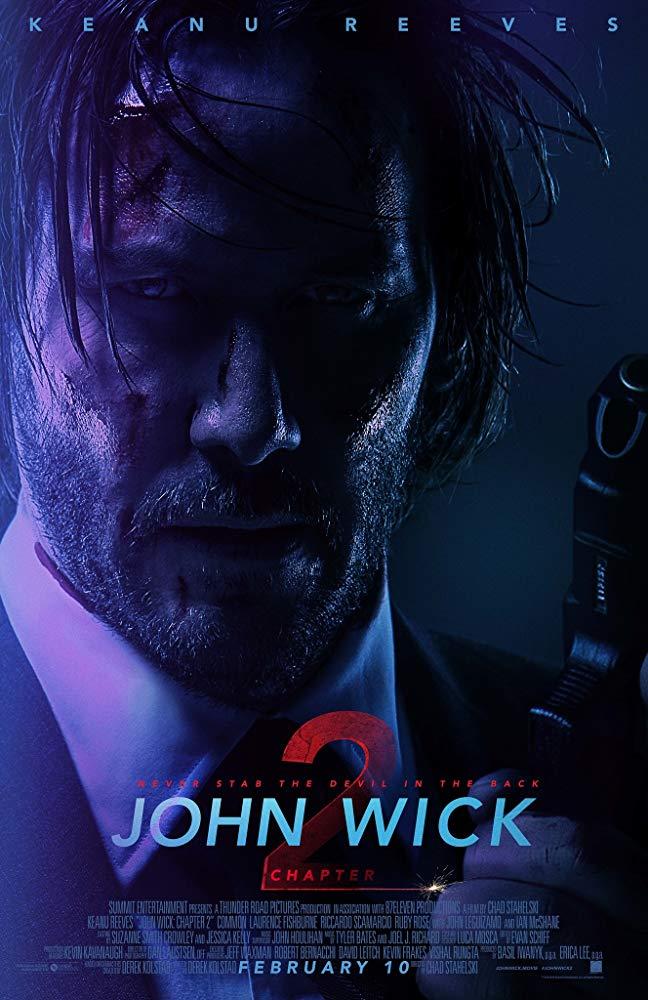 John Wick Chapter 2 (2017) 1080p BluRay 10bit HEVC 6CH 2 8GB - MkvCage