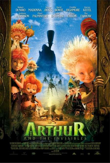 Arthur and the Invisibles 2006 1080p BluRay H264 AAC-RARBG