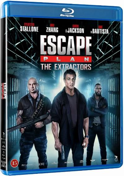 Escape Plan The Extractors (2019) 720p DVDRip x264-DLW