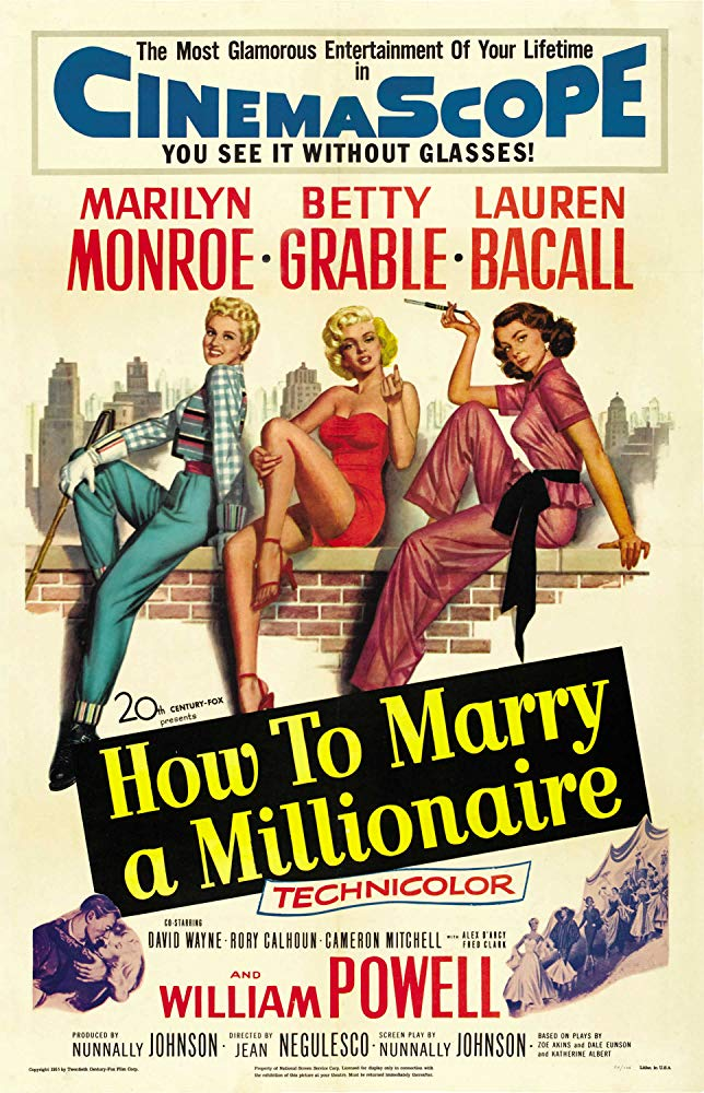 How To Marry A Millionaire 1953 BRRip XviD MP3-XVID