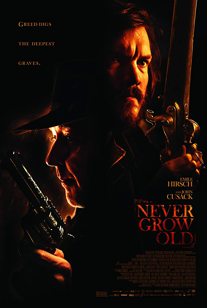 Never Grow Old 2019 BluRay 10Bit 1080p DD5 1 H265-d3g