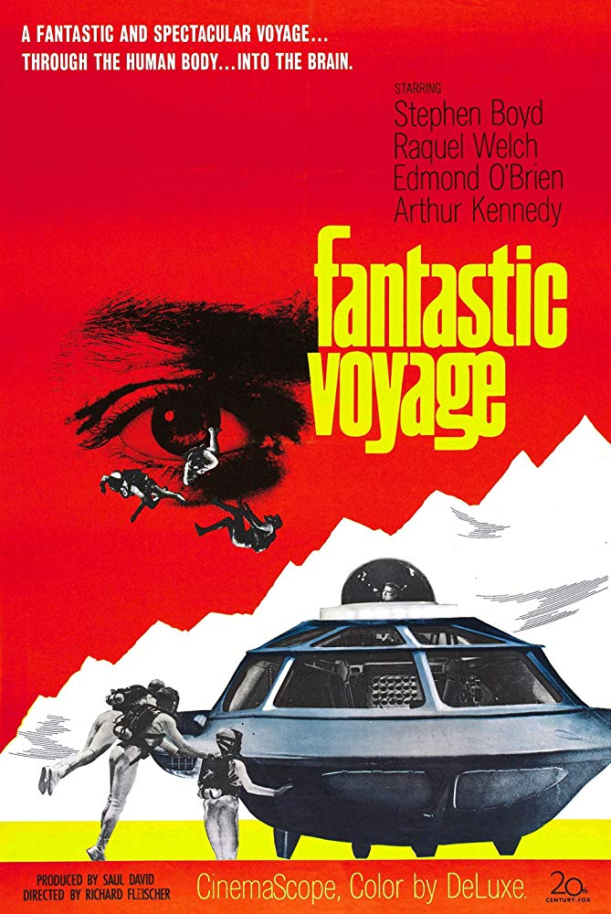 Fantastic Voyage 1966 BRRip XviD MP3-XVID