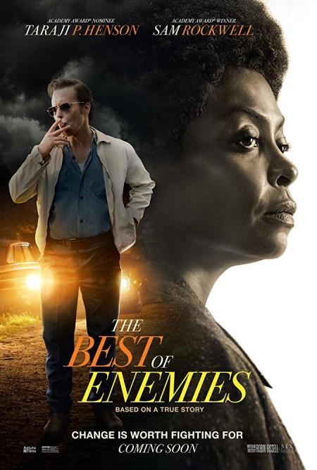 The Best of Enemies 2019 BRRip AC3 x264 CMRG