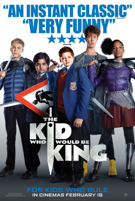 The Kid Who Would Be King (2019) 1080p BluRay x264 Dual Audio Hindi DD 5.1 Englis...