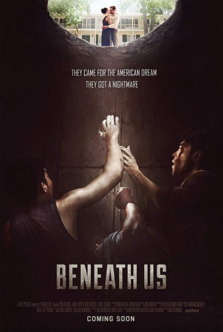 Beneath Us (2019) HDRip AC3 x264 CMRG