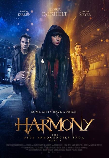 Harmony (2018) 720p WEBRip 800MB x264 GalaxyRG
