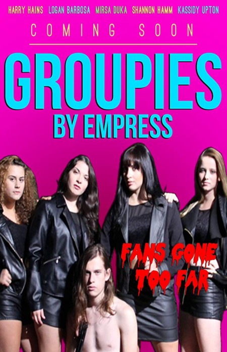 Groupies (2018) HDRip AC3 x264 CMRG