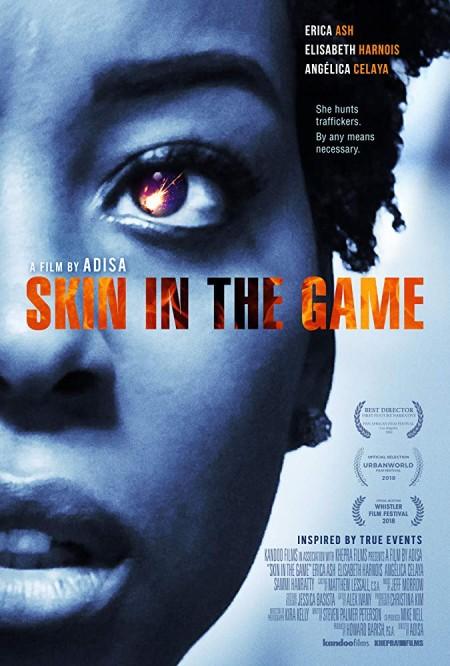 Skin In The Game (2019) 720p WEBRip 800MB x264 GalaxyRG