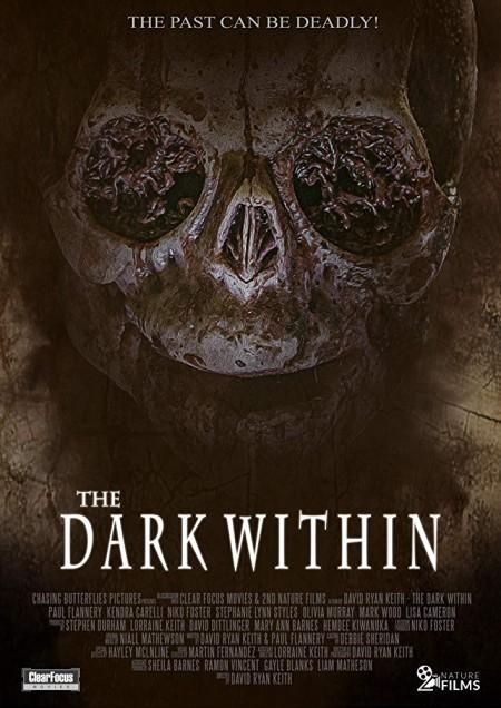 The Dark Within (2019) 720p WEBRip 800MB x264 GalaxyRG