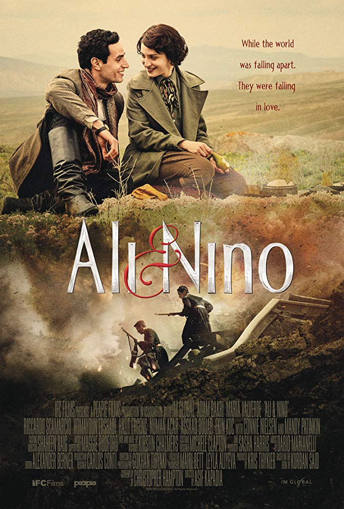 Ali and Nino 2016 BRRip XviD MP3-XVID