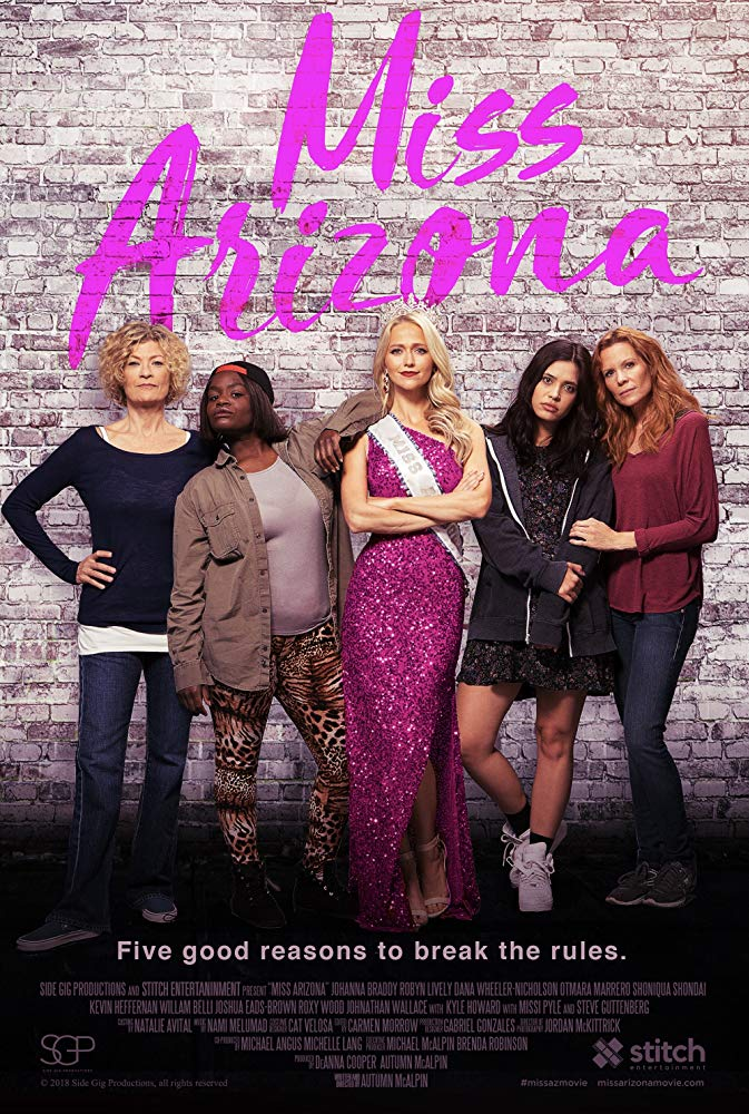 Miss Arizona 2018 [WEBRip] [1080p] YIFY