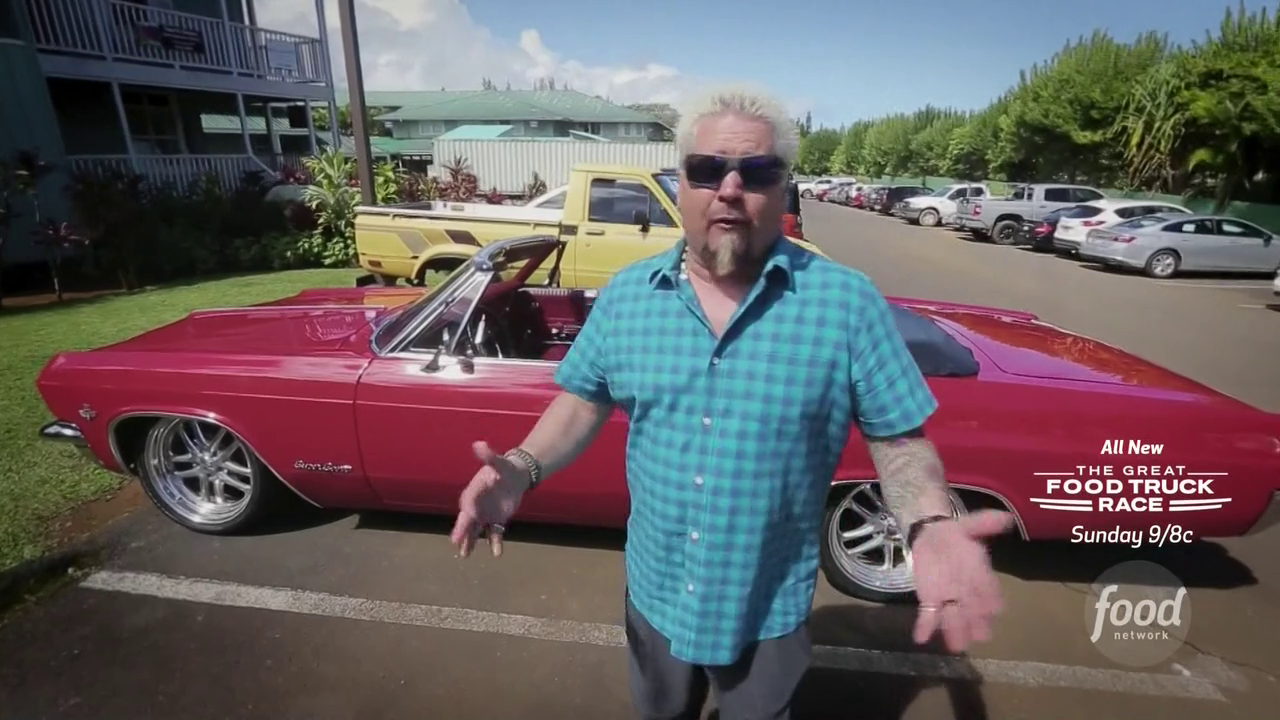 Diners Drive Ins And Dives S30E07 International Infusion 720p HDTV x264-W4F