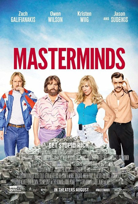Masterminds 2016 1080P Bluray X264 Obey