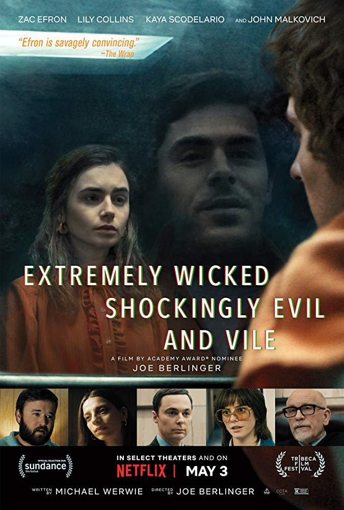 Extremely Wicked Shockingly Evil and Vile 2019 BluRay 10Bit 1080p DD+5 1 H265-d3g