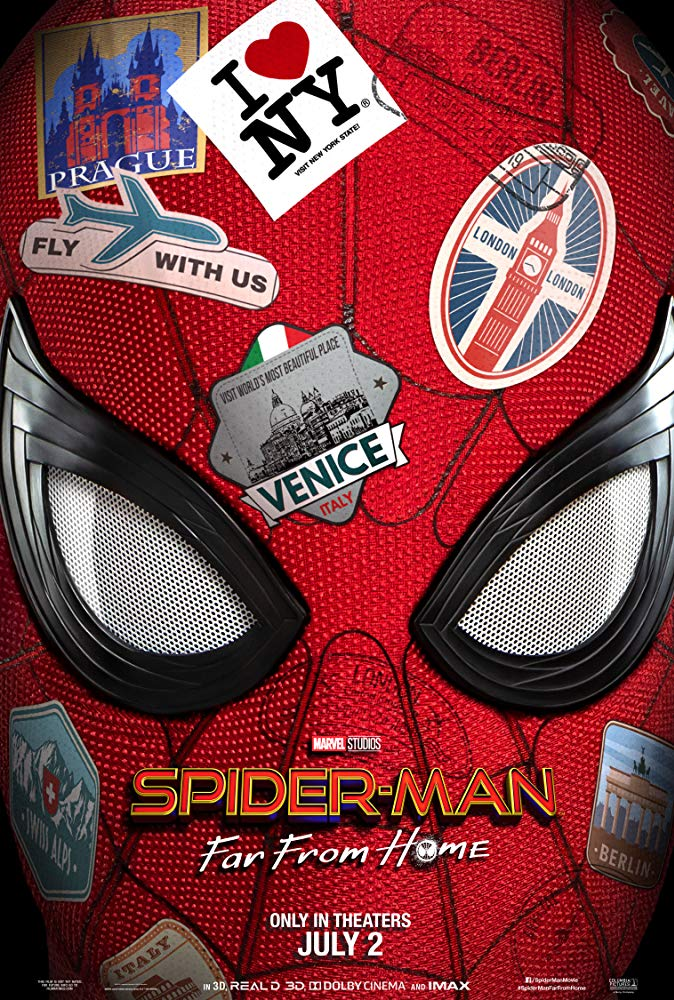 Spider Man Far From Home 2019 HDTC CLEANED XviD B4ND1T69