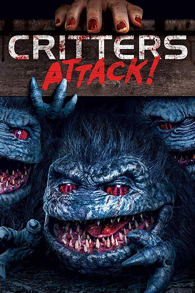 Critters Attack 2019 720p BluRay 800MB x264-GalaxyRG
