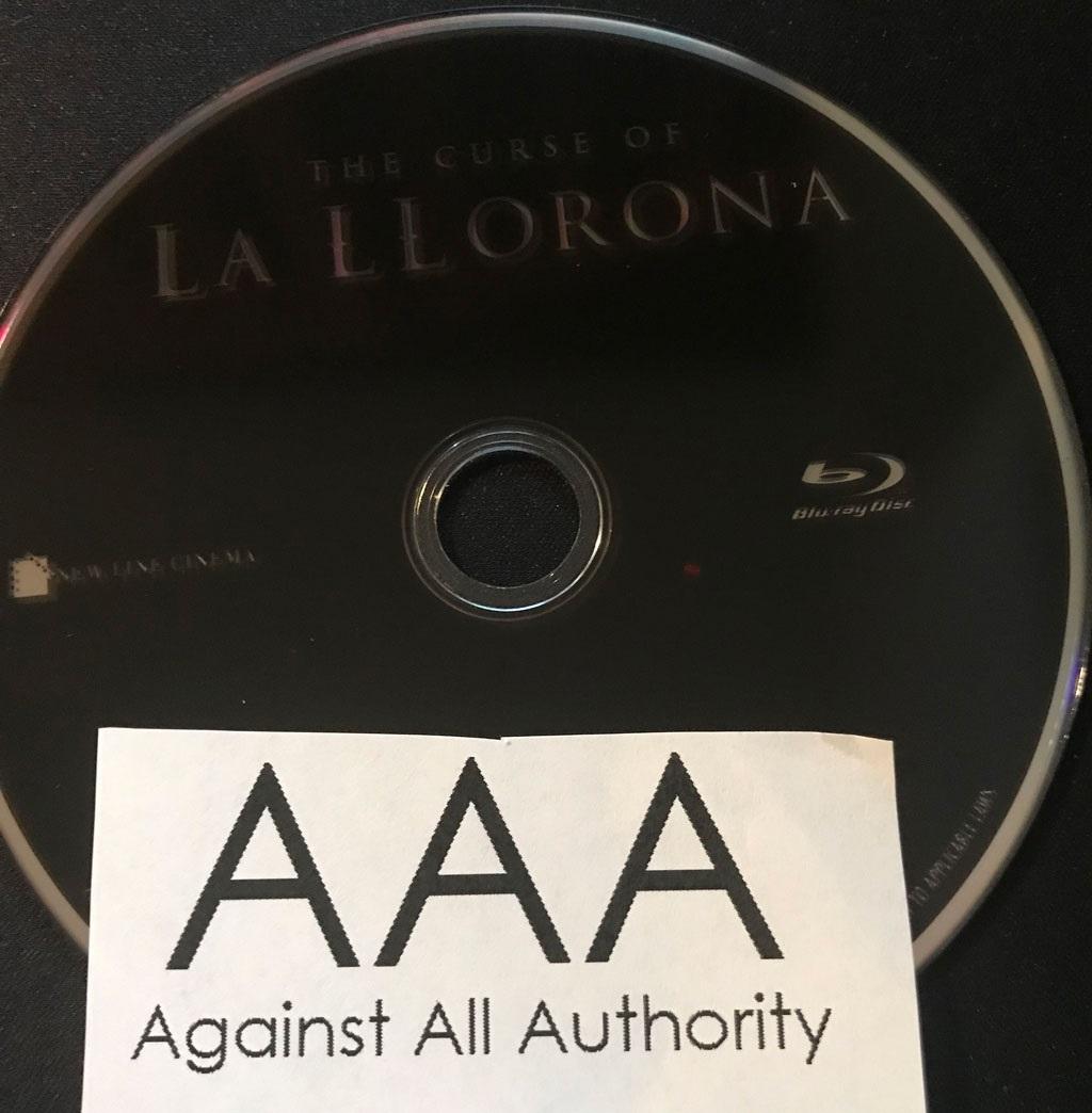 The Curse of La Llorona 2019 BDRip x264-AAA