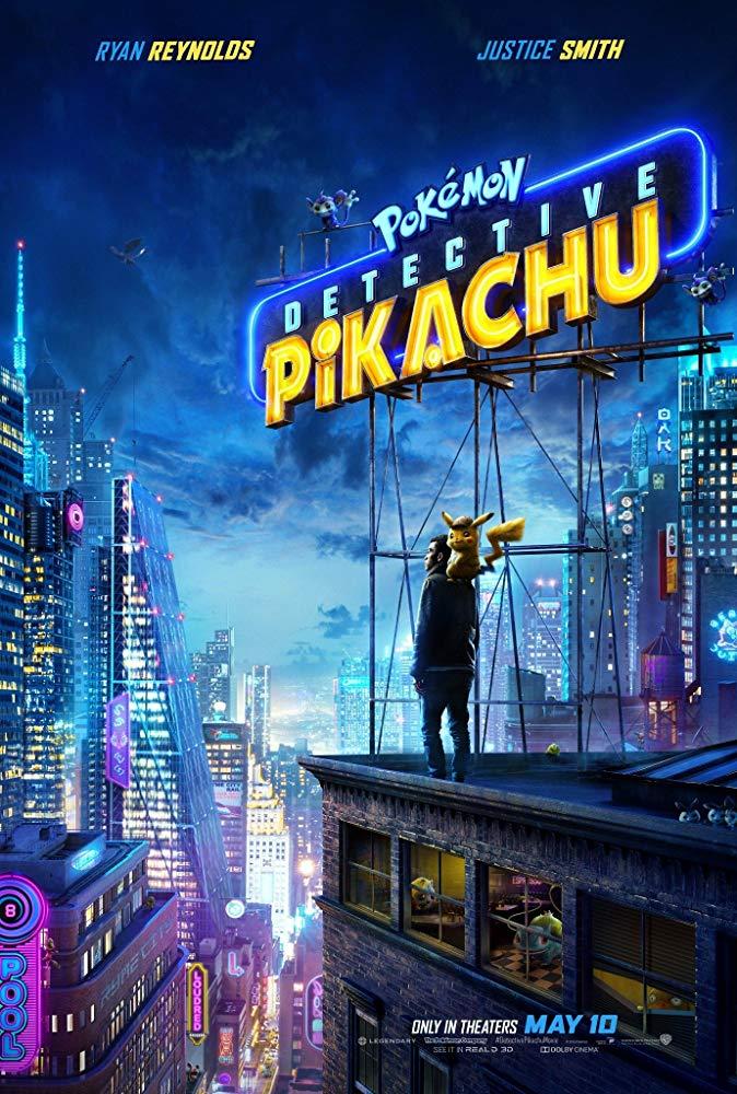 Pokemon Detective Pikachu 2019 1080p BluRay 1400MB DD5 1 x264-GalaxyRG