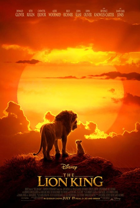 The Lion King 2019 720p HDCAM 1XBET