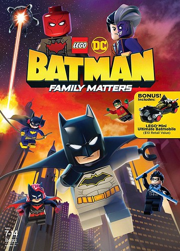 LEGO DC Batman Family Matters 2019 BRRip XviD AC3-EVO