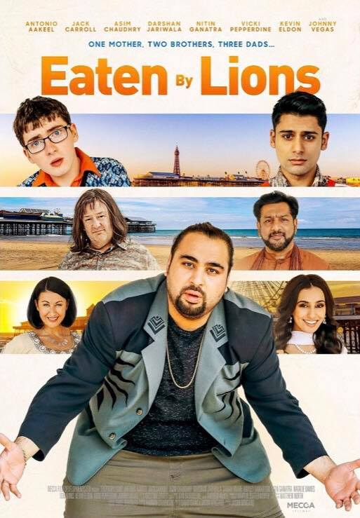 Eaten By Lions 2018 HDRip XviD AC3-EVO